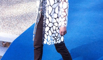 MARINE HENRION ® | Site Officiel | Créatrice de mode futuriste Nicolas Delaunoy