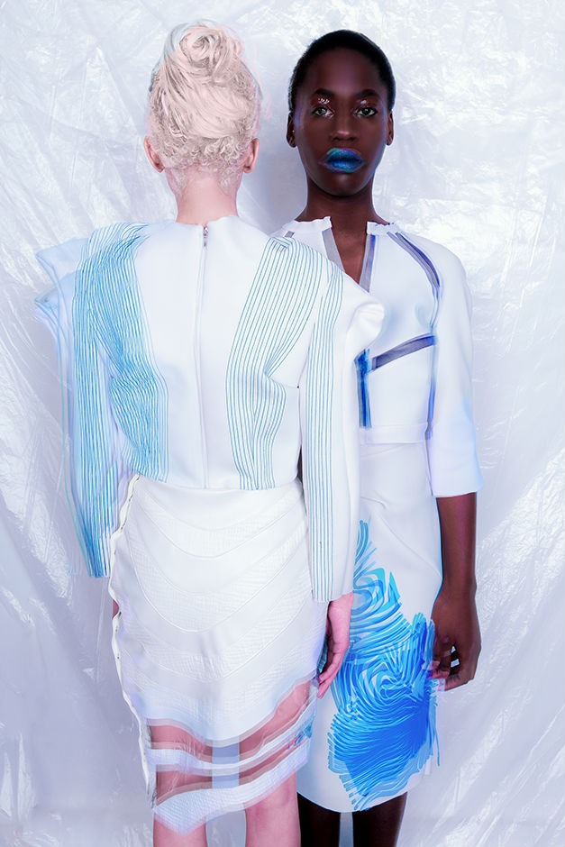 MARINE HENRION ® | Official Site | The french minimalist and ethical fashion brand Press