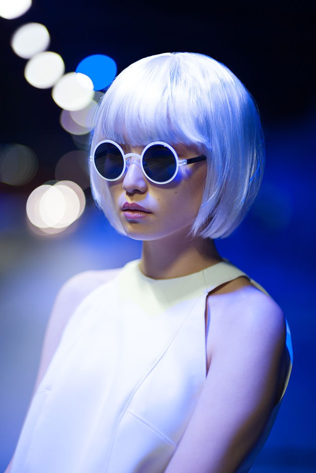 MARINE HENRION ® | Site Officiel | Créatrice de mode futuriste Superior Magazine - 2015