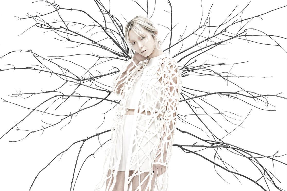 "MARINE HENRION ® | Site Officiel ""Prunus Serrulata"" par Caroline Dumouchel"