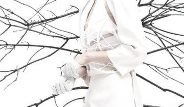 MARINE HENRION ® | Site Officiel | Créatrice de mode futuriste Caroline Dumouchel