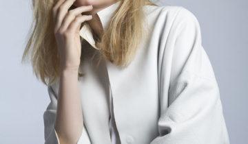 MARINE HENRION ® | Site Officiel | Créatrice de mode futuriste Lita Magazine - 2015