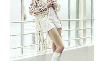 MARINE HENRION ® | Site Officiel | Créatrice de mode futuriste Marc Richet