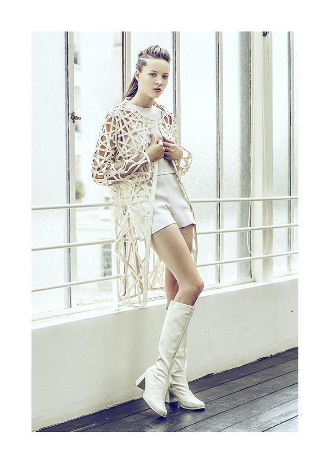 MARINE HENRION ® | Official Site | Futuristic fashion designer Art