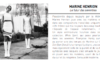 "MARINE HENRION ® | Site Officiel ""On the White Side"" by Violaine Carrère"