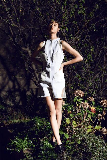 MARINE HENRION ® | Official Site | Futuristic fashion designer 2W Atelier