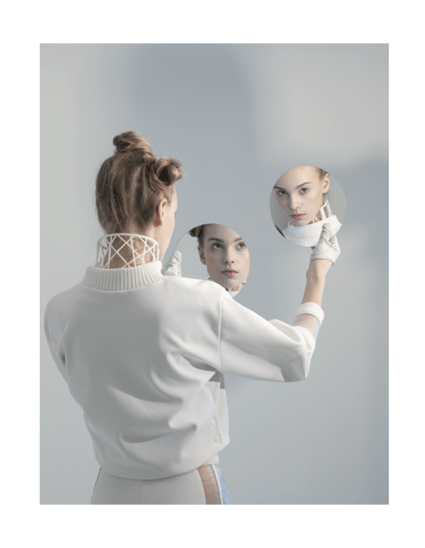 MARINE HENRION ® | Official Site | Futuristic fashion designer Violaine Carrère