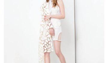 MARINE HENRION ® | Official Site | Futuristic fashion designer Flanelle Magazine - 2016