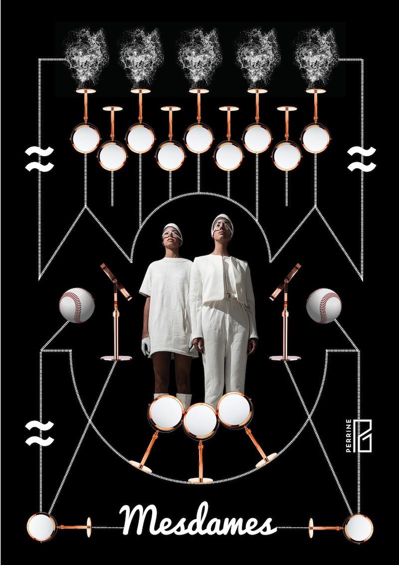 MARINE HENRION ® | Official Site | Futuristic fashion designer Perrine Grégy
