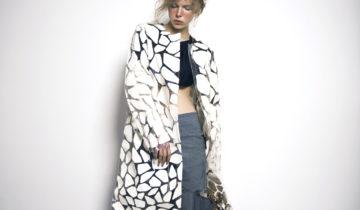 MARINE HENRION ® | Official Site | Futuristic fashion designer SATELLITE MAGAZINE - 2016