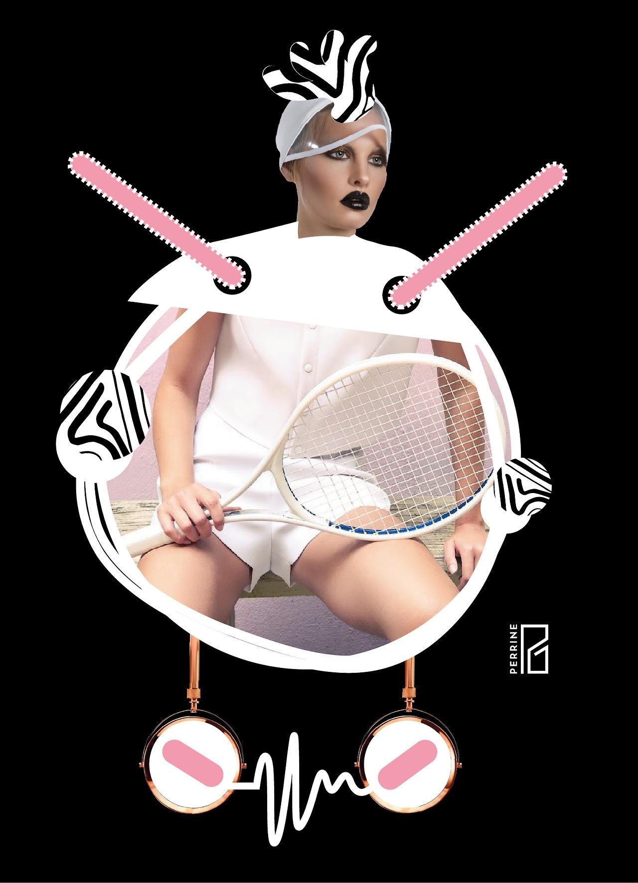 MARINE HENRION ® | Site Officiel | Créatrice de mode futuriste Perrine Grégy