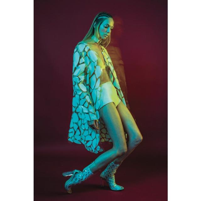 MARINE HENRION ® | Official Site | Futuristic fashion designer Irk Magazine - 2017