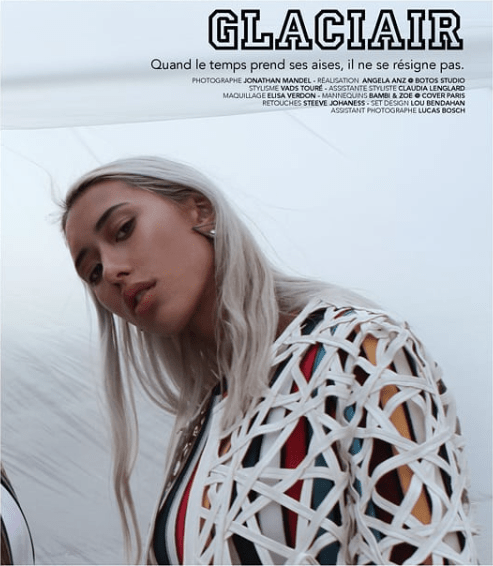 MARINE HENRION ®   Site Officiel  Kodd Magazine – 2018