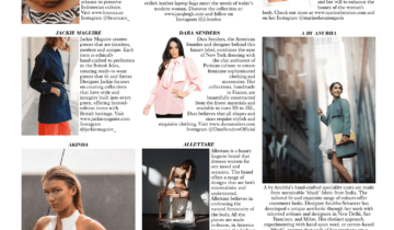 MARINE HENRION ® | Site Officiel | Créatrice de mode futuriste Vogue UK - Février 2020