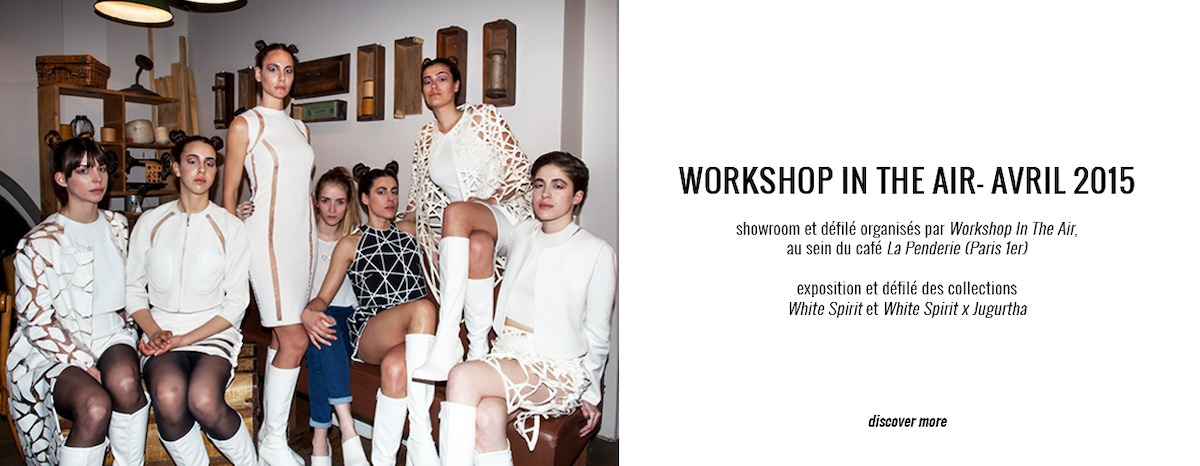MARINE HENRION ® | Site Officiel Workshop in the air - April 2015