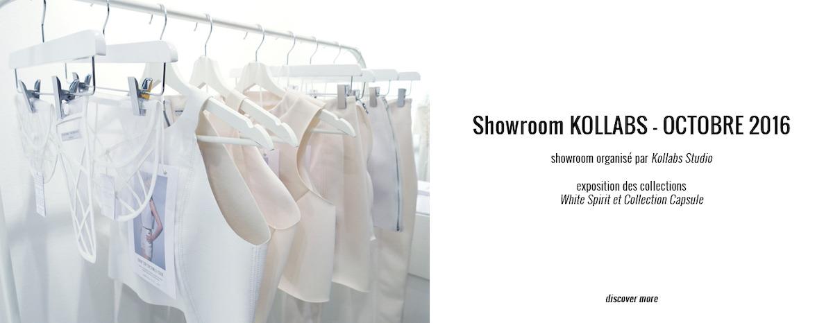 MARINE HENRION ® | Official Site | Futuristic fashion designer Kollabs - October 2016