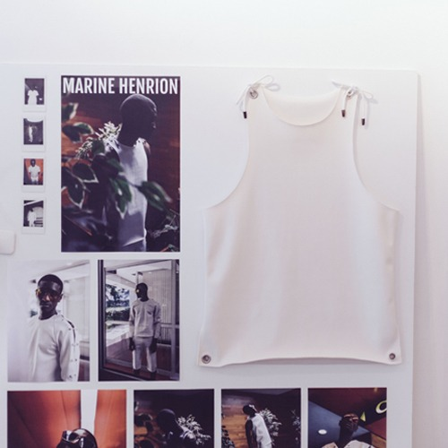 MARINE HENRION ® | Official Site | The french minimalist and ethical fashion brand Events
