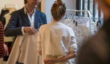MARINE HENRION ® | Site Officiel | Créatrice de mode futuriste Showroom Soixante Dix - Juin 2015