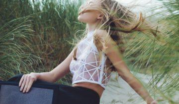 MARINE HENRION ® | Site Officiel | Créatrice de mode futuriste Forest Magazine - 2016