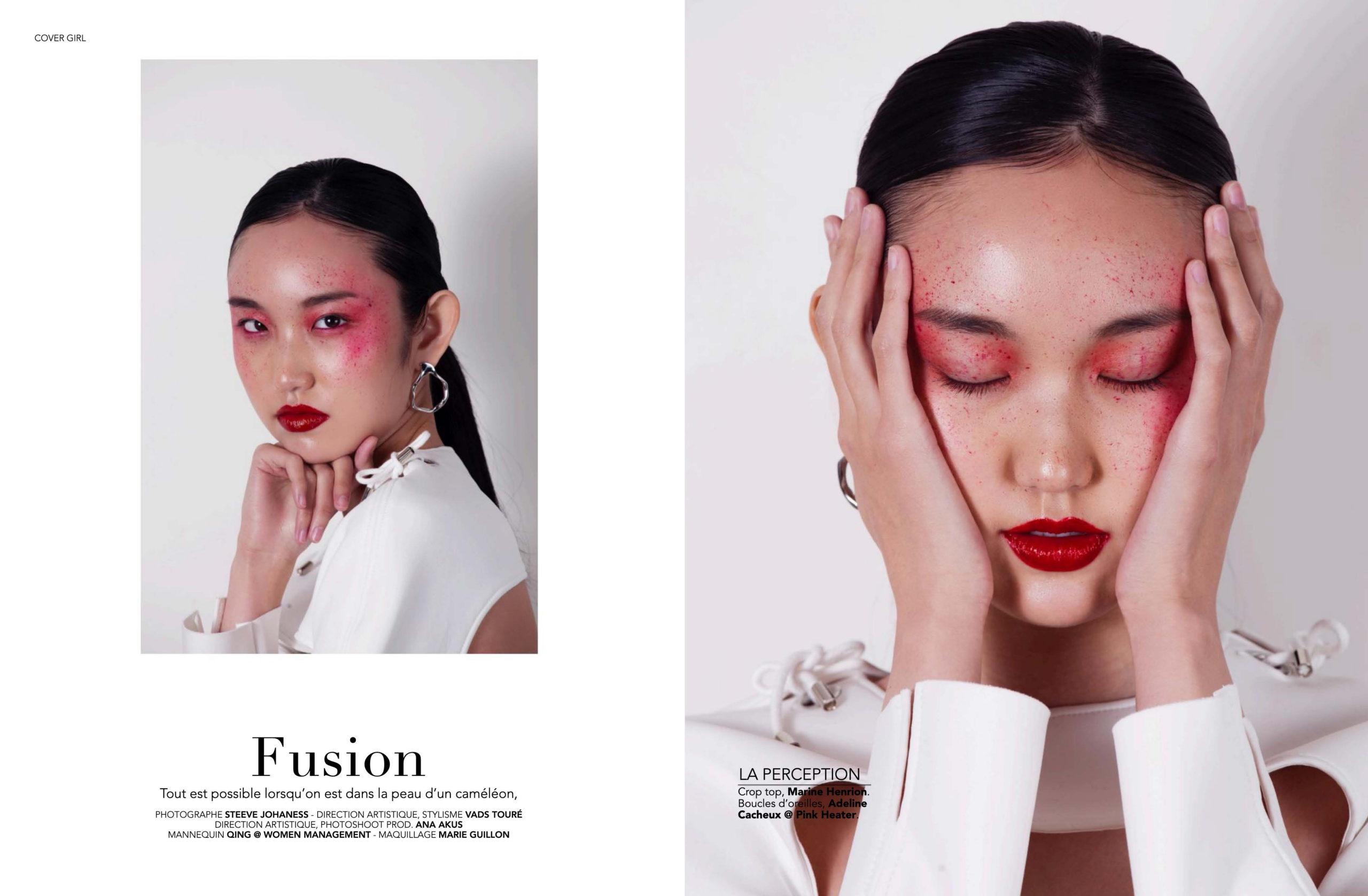 MARINE HENRION ® | Site Officiel  Kodd Magazine - 2019