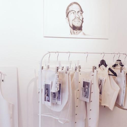 MARINE HENRION ® | Site Officiel | Créatrice française à la mode éthique et minimaliste Évents