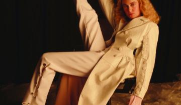 MARINE HENRION ® | Site Officiel | Créatrice de mode futuriste Duel Magazine - 2019