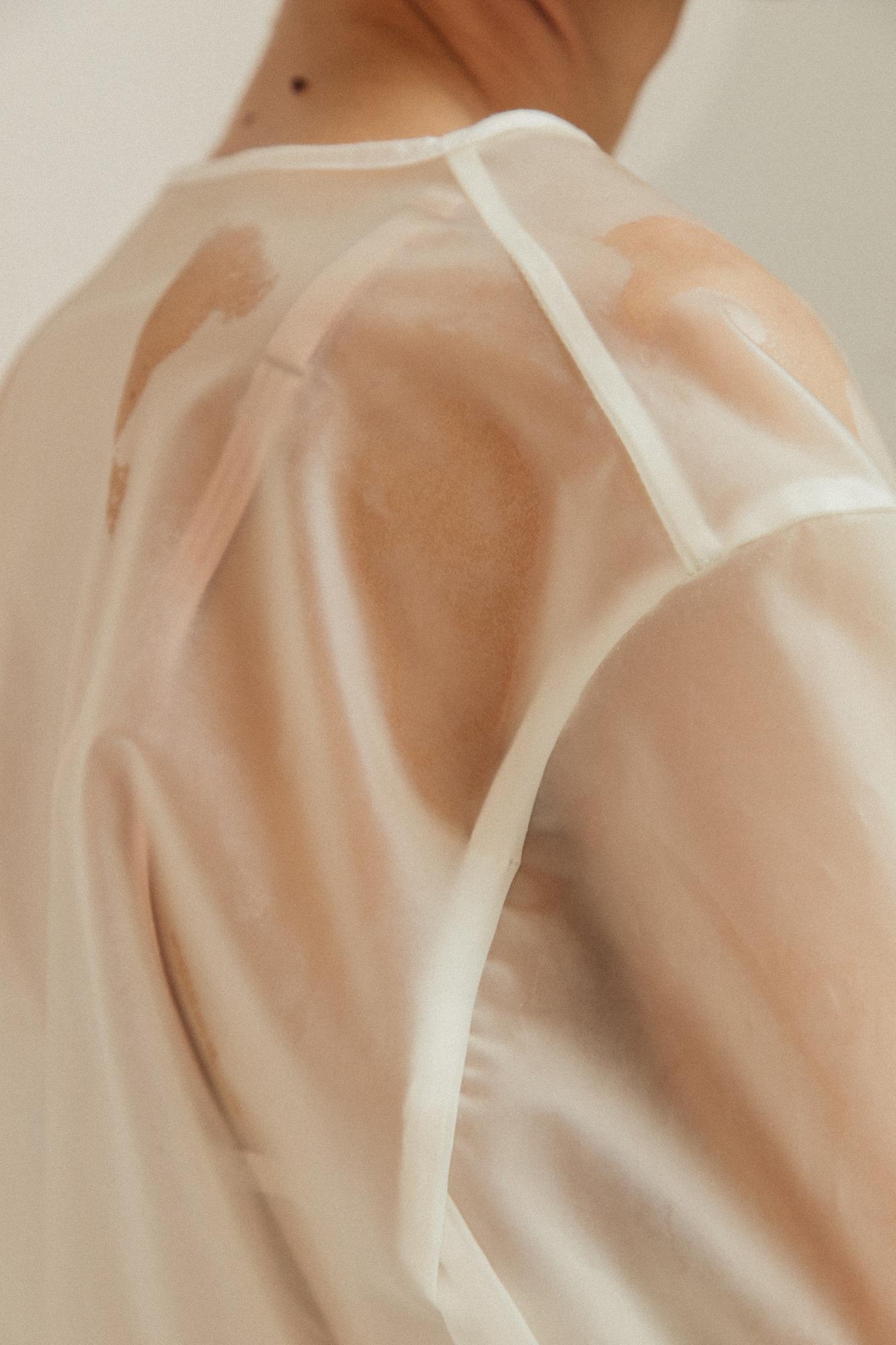 MARINE HENRION ® | Site Officiel | Créatrice française à la mode éthique et minimaliste Victoria E. Paterno