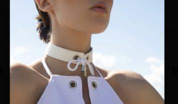 MARINE HENRION ® | Site Officiel | Créatrice de mode futuriste L'Officiel St Barth - 2020