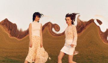 MARINE HENRION ® | Site Officiel | Créatrice de mode futuriste Blanc Magazine - 2020